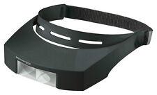 Eschenbach Head Band Visor Magnifier 1.7X Powered
