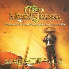 Mariachi Nacional De Guadalajara : Mariachi 2 CD