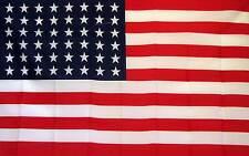 48 Stars Usa American 3x5 Flag Banner