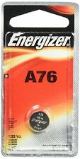 Energizer Watch/Electronic/Specialt y Battery, A76 (A76Bp)