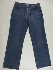 CROSSBALL Jeans relaxed Button Fly 36 ca L34 denim blue used /IP132