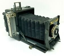 GRAFLEX Anniversary Speed Graphic 3-1/4 x 4-1/4 Camera Voightlander 10.5cm f4.5