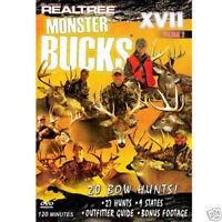 Realtree Monster Bucks XVII Volume 2 DVD Video (2009 Release)  09DR2