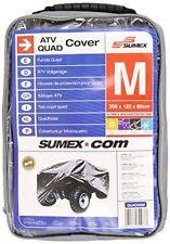 Housses de protection gris taille M pour motocyclette