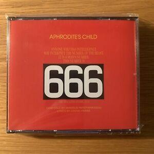 Aphrodite's Child CD - 666