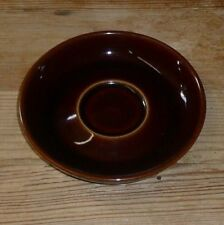 Unboxed Stoneware Brown Cups & Saucers