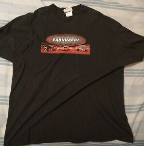 Legendary Earnhardt Racing Family Chase Authentic 3XL T-Shirt Dale Earnhardt Sr