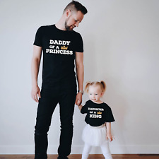 Father's Day Gift from Daughter Daddy and Daughter Tees Father's Day Shirts