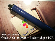 XEROX Drum color + blade +chip +PCR for C5540I C6550I C7550I DC 242 252 260 240