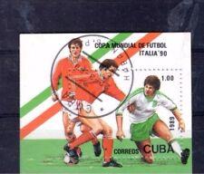 Block 114 Fußballweltmeisterschaft 1990 Italien