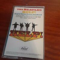 THE BEATLES -- HELP! -- Cassette -- ORINGINAL Motion PICTURE Soundtrack