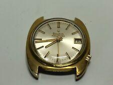 Vintage Watch Watch BULOVA Accutron - 35 mm diameter - Gold Gold 18K