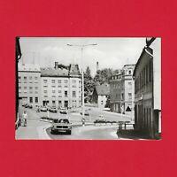 Ansichtskarte Netzschkau (Kr. Reichenbach / Vogtland), Friedensplatz 1978