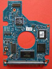 PCB Controller Toshiba MK4021GAS / HDD2182 C ZE01 T / PCB: G5B000211  000-A  T
