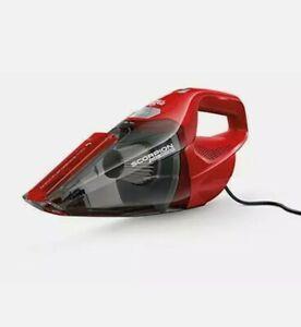 Dirt Devil Scorpion Handheld Vacuum Cleaner, Corded, Small, Dry Hand Held