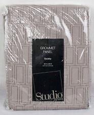 """JCPenney Studio Society Lined Grommet Panel – 50"""" x 84"""" - Sullivan Khaki"""