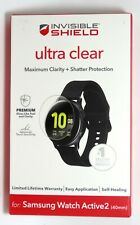 ZAGG InvisibleShield Screen Protector for Samsung Galaxy Watch Active2 40mm