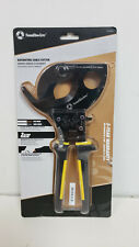 Southwire Ccpr400 Heavy Duty Compact Ratcheting Cable Cutters With Comfort Grip