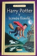 First edition Harry Potter and the philosopher's stone spanish emece (salamandra