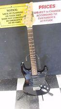 Kramer Focus 1115 Electric Guitar Black - JK99090197