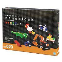 Kawada Nanoblock NB-023 Standard Color Set 850pcs