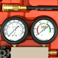 Leak-Down Tester Leakage Leak Detector Engine Compression Tester Gauges
