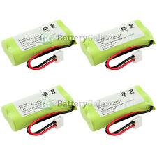 4 Cordless Home Phone Battery for ATT BT184342 BT28433