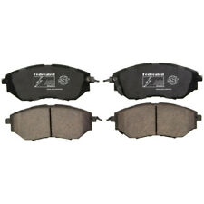 Disc Brake Pad Set Front Federated D1078C