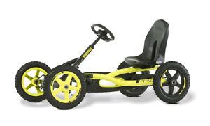 Berg Buddy Cross Kids Pedal Go-Kart