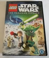 Lego Star Wars The Padawan Menace DVD