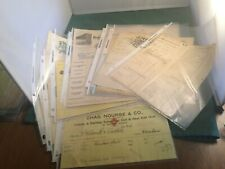 Early 1900's (1901-1925) - 20 Piece Ephemera Lot - Variety of Types - P1630