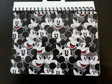 Disney Mickey Mouse  Faces Autograph Book
