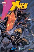 Panini Comics     X-MEN  Hors Série V1     N° 21       Jan09