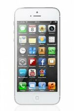 Apple iPhone 5 64gb blanco-aceptable