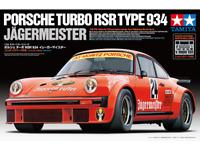 Tamiya 1/24 No.328 Porsche Turbo RSR 934 Jagermeister 24328 Plastic model kit