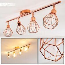 Plafonnier Retro Lustre Lampe à suspension 4 branches Lampe de chambre à coucher