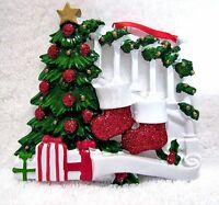 Christmas Ornament Stockings And Tree Break Resistant Glitter Highlights New