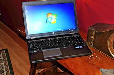 "HP Probook 6560b 15.6"" Intel Core i5-2520m 2.50GHz 4GB Ram,  320GB HDD, WEBCAM"