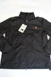Jacket Carhartt American Script Windbreaker (Black) SIZE S