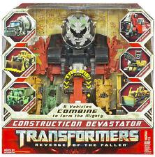 Constructicon Devastator ROTF Transformers Hasbro 2009 MISP! Mixmaster Long Haul
