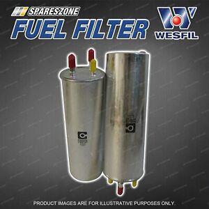 Wesfil Fuel Filter for Volkswagen Touareg 7L Transporter T5 Diesel Refer Z680