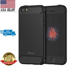 iPhone SE 5s 5 Slim Protective Case Cover Shockproof With Carbon Fiber Design