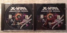 Star Wars X-Wing Collector Series (PC CD-ROM, 2 discs)