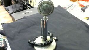 Astatic d104 microphone and tug8 stand