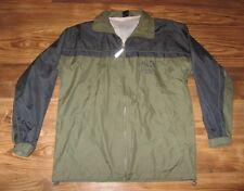 Pike Peak Colorado Mens Full-Zip Jacket, 14,100 feet, Green, Size S, EUC