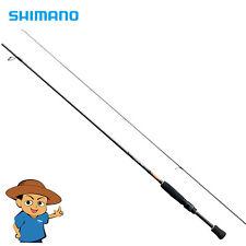 """Shimano SOARE BB S706ULT Ultra Light 7'6"""" spinning fishing rod TUBLAR TIP"""