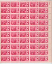 50 sheet MOINA MITCHELL stamps *SLIGHTLY DAMAGED* Scott #977 US MNH see details!
