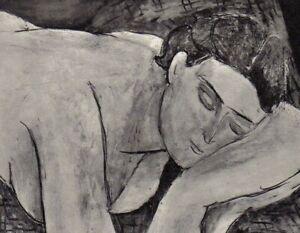 HENRI MATISSE 1935 LITHOGRAPH w/COA. exclusive gift present of UNIQUE RARE ART
