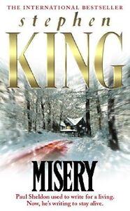 Misery,Stephen King- 9780450417399
