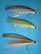 New listing Fly Fishing Flies - Asst. Sea Streamers size 2/0 (3 pcs.)